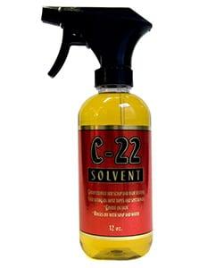 C-22 citrus solvent | HairSpec