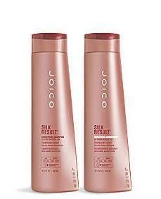 Silk Result Shampoo | HairSpec
